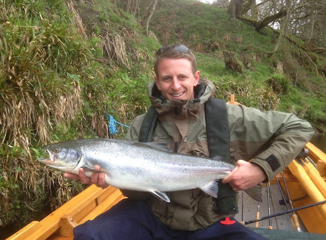 Scotland Offers Many Salmon Fishing Opportunities